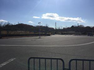 太陽が丘駐車場