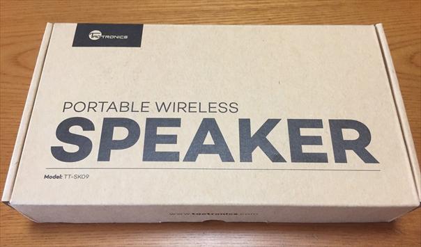 speaker sk09